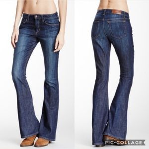 How's High Waist Flare Visionaire Jeans